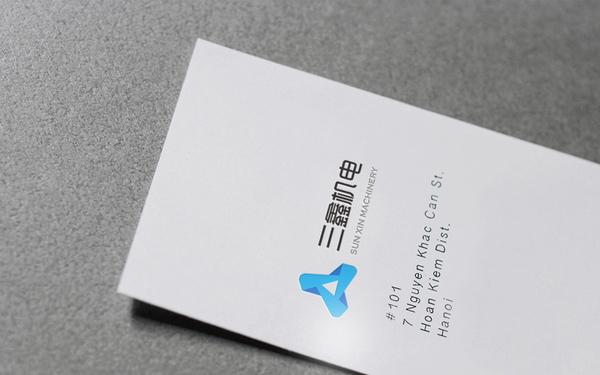 三鑫机电logo
