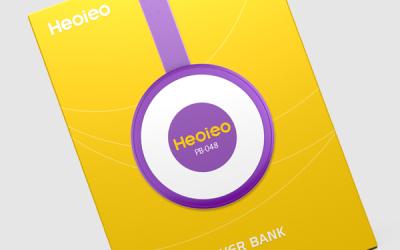 Heoieo移动电源外盒包装设计