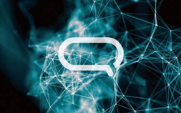 量子金融品牌logo视觉设计