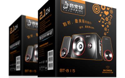 音索特-音箱包裝設計