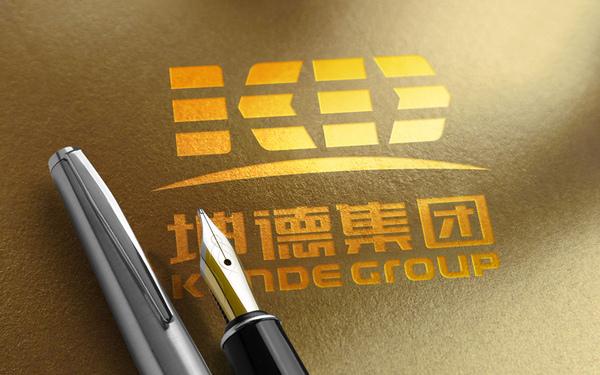 坤德国际控股集团品牌VI设计