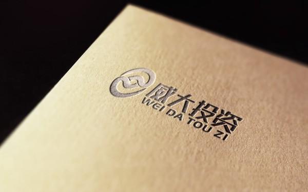 威大投资logo方案