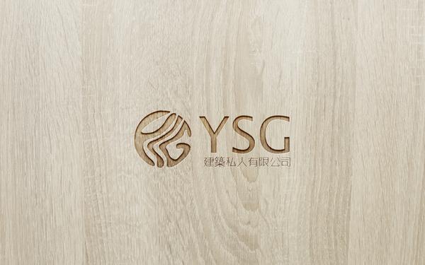 YSG建筑个人工作室LOGO设计