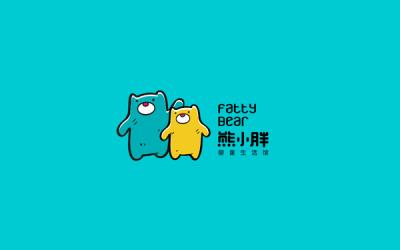 熊小胖母婴用品专营店品牌log...