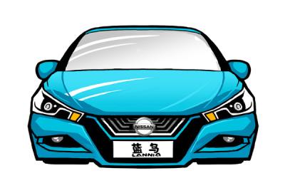 蓝鸟宣传h5设计
