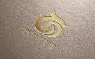 歌帝休闲会馆logo