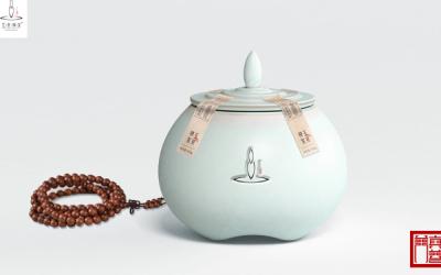 玉泉寺禅茶品牌设计,产品设计