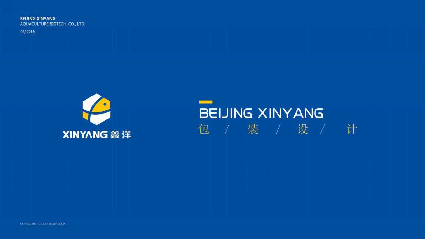 北京鑫洋包装设计中标图0