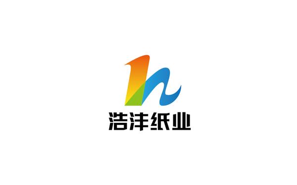 浩灃紙業logo設計