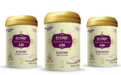 爱可丁奶粉包装设计