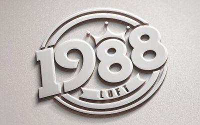 1988酒吧LOGO設計