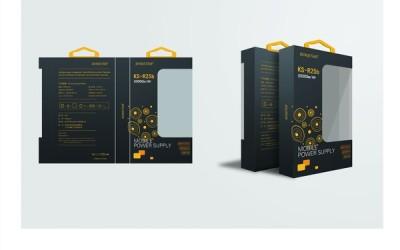 凌思达电子科技-产品包装设计