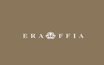 服装品牌ERAFFIA 标志设...