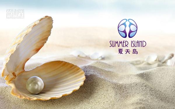 夏天岛品牌设计