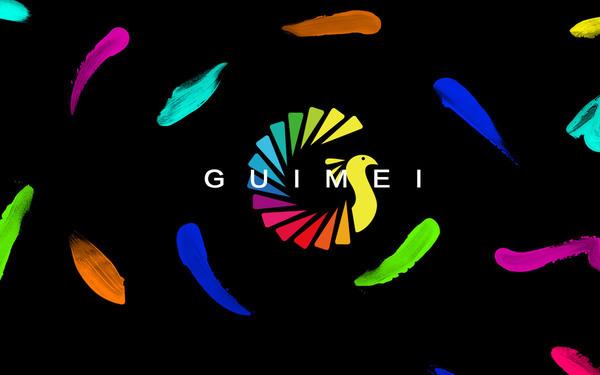 桂美新材品牌logo设计