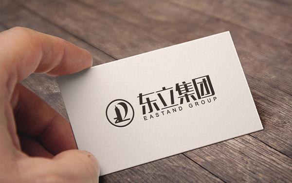 东立集团品牌LOGO设计