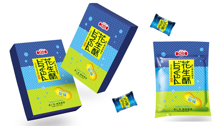 花生酥包装设计中标图2