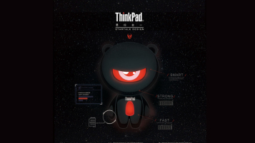 ThinkPad吉祥物設計