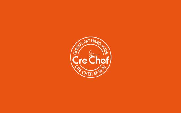 轻食控logo设计