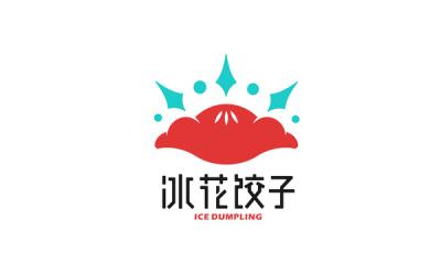【冰花饺子】品牌形象设计