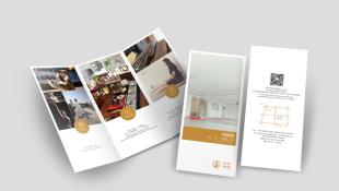 和頤館廣告折頁設計