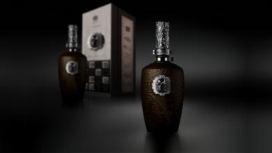 六道古遺白酒品牌包裝設計