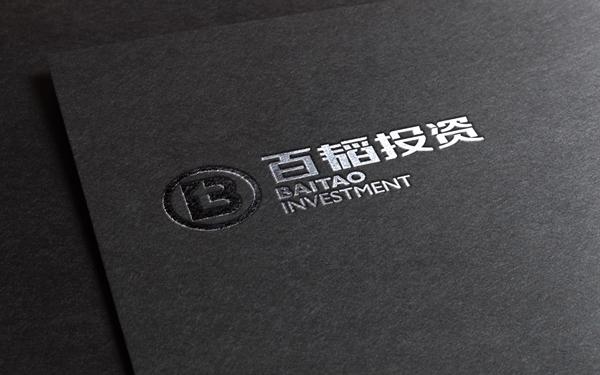 百韬投资LOGO设计