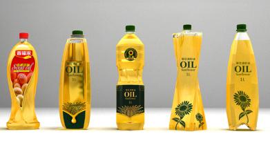 食用油品牌包装设计