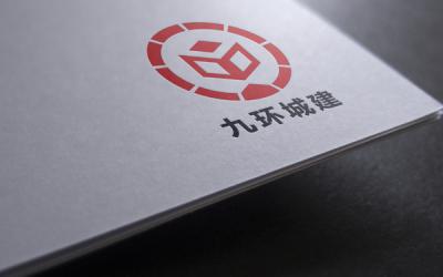 佛山九环城建的logo设计