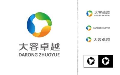 大容卓越logo
