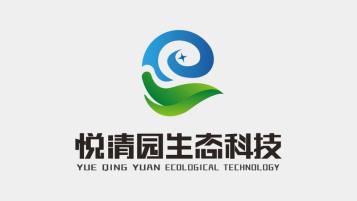 悦清园生态科技LOGO设计