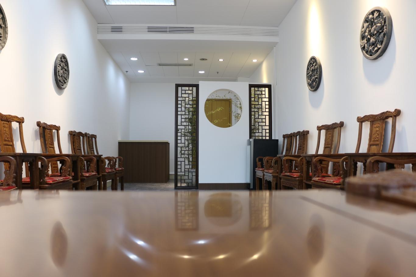 晋商银行贵宾室、荣誉室图5