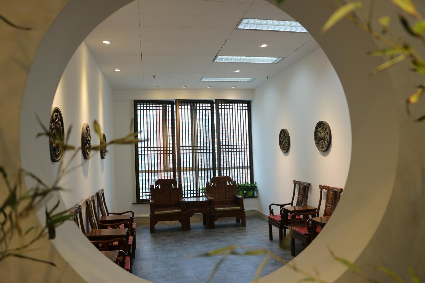 晋商银行贵宾室、荣誉室图8
