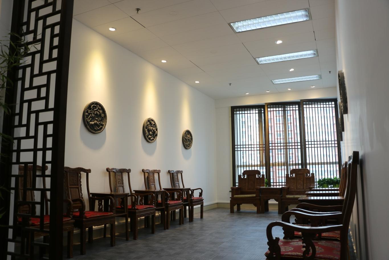 晋商银行贵宾室、荣誉室图2