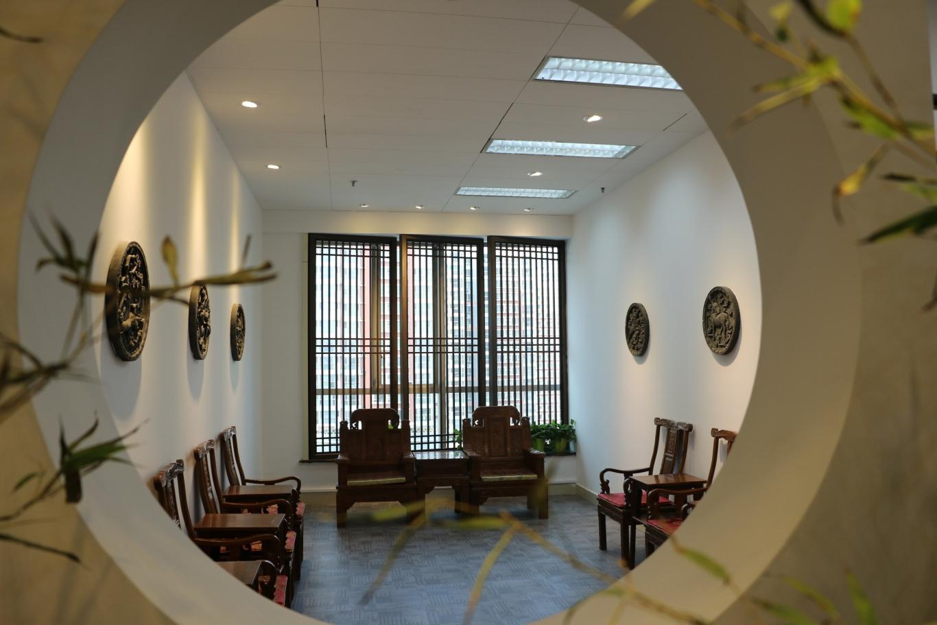 晋商银行贵宾室、荣誉室图4