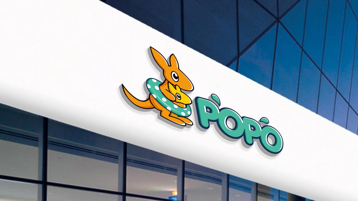 popo日用品品牌吉祥物设计中标图1