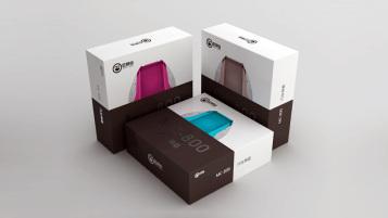 屁颠虫科技品牌包装设计