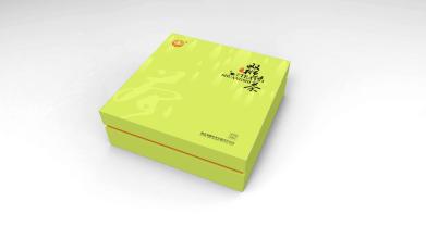 綠茶食品品牌包裝設計
