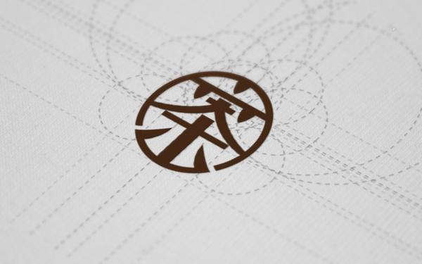 六大茶山品牌视觉设计