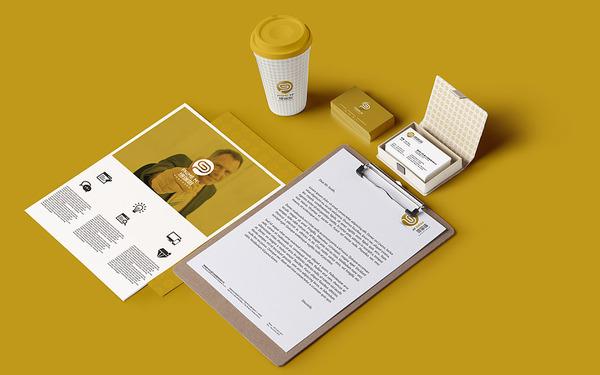 博瑞姆医疗投资管理品牌设计