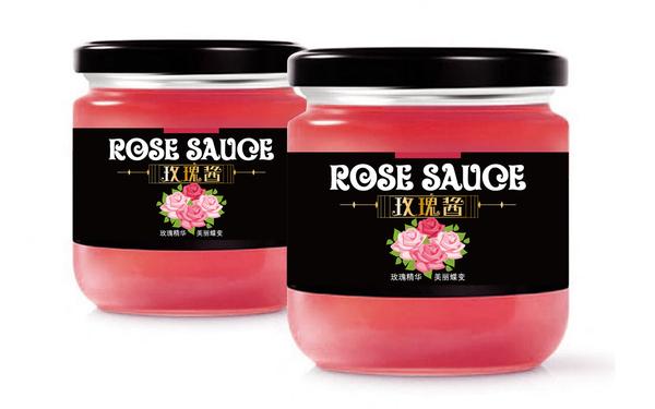 久味美玫瑰酱