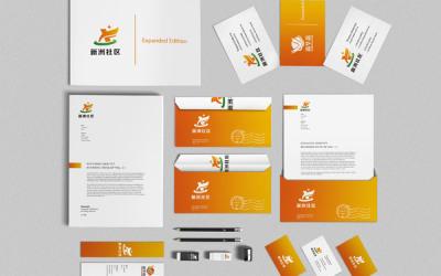 企业形象视觉识别系统策划设计