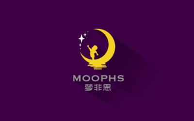 梦菲斯智能睡眠标志logo设计