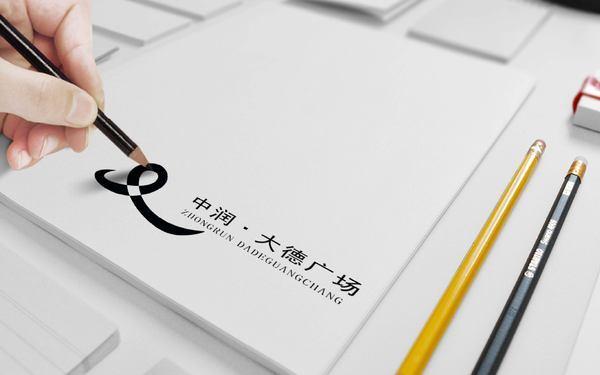 大德广场logo
