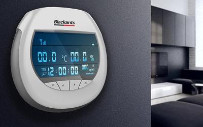 智慧家居 空气温湿度采集器设计...