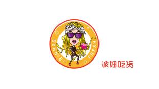 波妞食品電商品牌吉祥物設計
