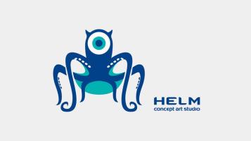 海姆科技品牌吉祥物設計