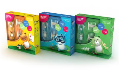 儿童理发器包装万博手机官网
