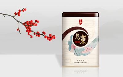 [潮汕单丛茶]包装设计