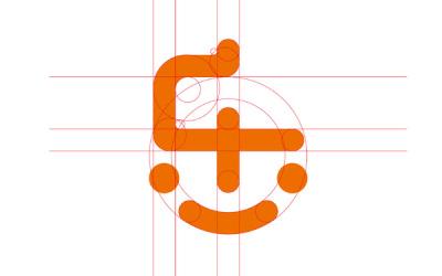 乐修手机维修logo设计